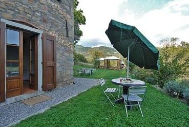 Privater Gartenbereich für unsere Gäste