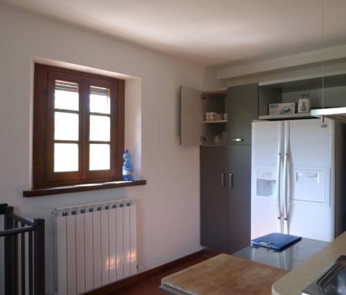 Großer Kühlschrank mit viel Platz für den Großfamilieneinkauf