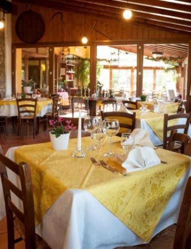 Restaurant und Wintergarten