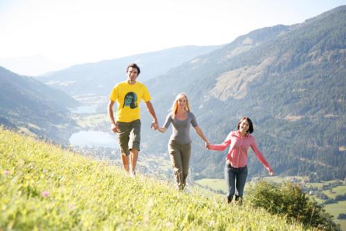 Eine Wanderung mit der ganzen Familie rund um den Feldsee in Kärnten