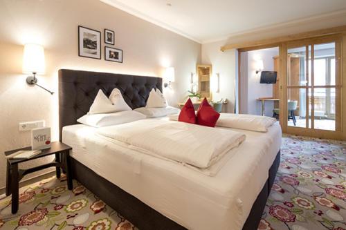 Die Zimmer unseres Familienhotels Flachau sind hochwertig ausgestattet