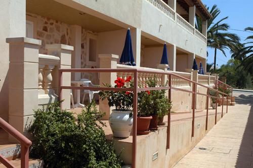 Auch für den barrierefreien Urlaub mit Rollstuhl ist unser kleines Familienhotel Mallorca geeignet