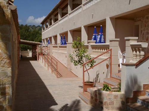 Unser kleines Hotel auf Mallorca ist auch für Rollstuhlfahrer geeignet