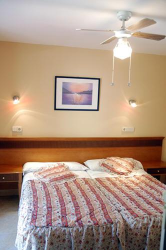 Gepflegte Familienzimmer in unserem Familienhotel Font de sa Cala auf Mallorca