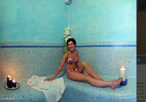 Unser Familienhotel Gardasee bietet auch einen schönen Wellnessbereich mit Wärmebank