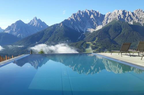 Einzigartig schön gelegener Swimmingpool