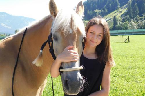 Für Pferdeverliebte genau der richtige Urlaubsort